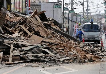 Trzęsienie ziemi w Japonii: Wiele osób jest pogrzebanych żywcem pod gruzami