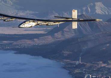 Samolot z napędem słonecznym Solar Impulse 2 wznowi podróż dookoła świata