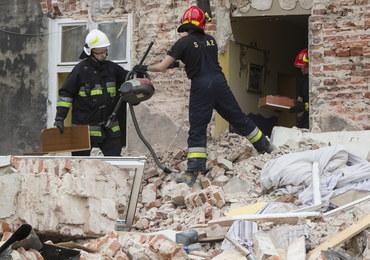 Pabianice: Po wybuchu gazu zawaliła się kamienica. Jedna osoba nie żyje