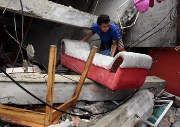 Ekwador: Ostrzeżenie przed tsunami po silnym trzęsieniu ziemi. Nie żyje kilkaset osób