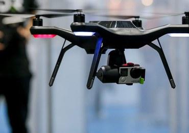 """Brytyjscy piloci chcą założyć dronom """"elektroniczny kaganiec"""""""