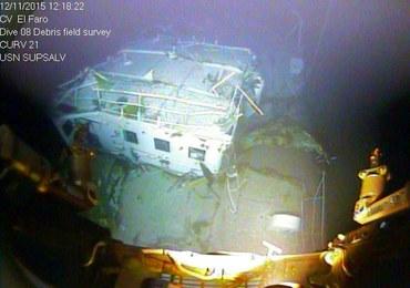 Wznowiono poszukiwania czarnych skrzynek kontenerowca El Faro. Na pokładzie jednostki byli Polacy