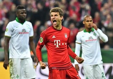 Bayern Monachium pierwszym finalistą Pucharu Niemiec