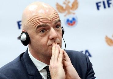 Powtórki wideo na mundialu w Rosji? Infantino: Jest szansa