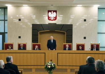 Prezes TK: Cieszę się, że władza sądownicza mówi jednym głosem