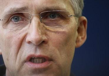 Jens Stoltenberg: NATO na razie nie wznowi praktycznej współpracy z Rosją