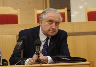 Pretensje prezesa TK pod adresem komisji ekspertów: Działa sprzecznie z opinią Komisji Weneckiej