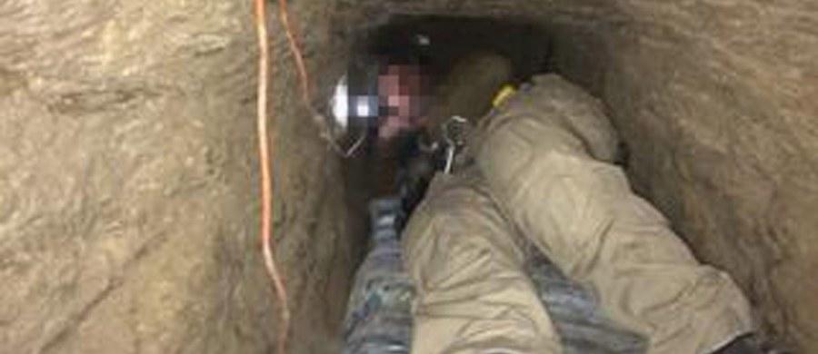Władze USA poinformowały o odkryciu na granicy z Meksykiem 800-metrowego tunelu do przemytu narkotyków. Tunel prowadził z sąsiadujących ze sobą przez granicę posesji w miastach Tijuana i San Diego. Policja przejęła ponad tonę kokainy i siedem ton marihuany.