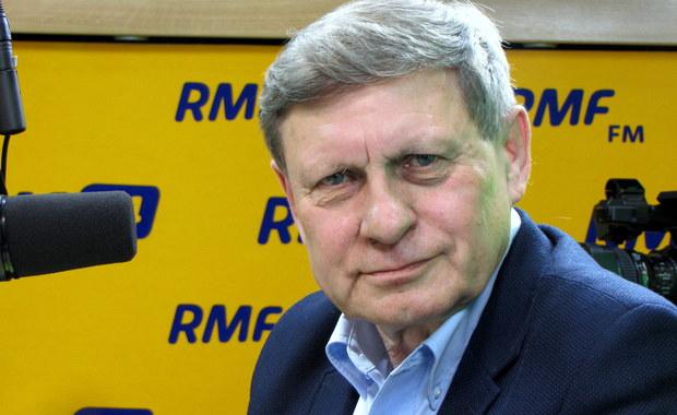 """""""Rozmowy dotyczące formy mojej pomocy w ukraińskich reformach zaczęły się w zeszłym roku. Od lat interesowałem się Ukrainą. Jej pomyślność jej strategicznie ważna dla Europy, w tym dla Polski"""" – mówi gość Kontrwywiadu RMF FM, doradca rządu Ukrainy ds. reform, były wicepremier, minister finansów prof. Leszek Balcerowicz. """"Proponowano panu funkcję premiera Ukrainy?"""" – pytał Balcerowicza Konrad Piasecki. """"Odpowiadałem na to pośrednio, że premierem powinien być ktoś z Ukrainy, bo jest w stanie lepiej orientować się w ukraińskiej polityce"""" – mówi gość RMF FM."""