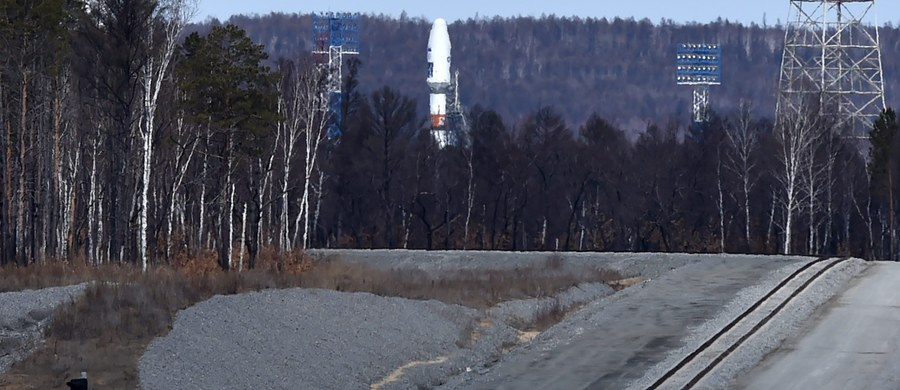 Z nowego kosmodromu Wostocznyj na rosyjskim Dalekim Wschodzie nie wystartowała dziś rano - tak jak planowano - rakieta Sojuz 2.1a. Jak poinformowała agencja TASS, start rakiety przełożono na jutro. Na razie nie są znane powody tej decyzji.