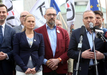 Opozycja i KOD apelują o udział w marszu 7 maja