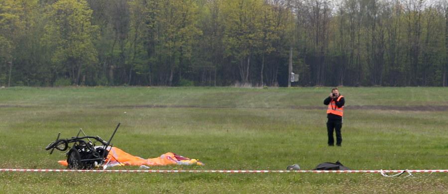 Śmiertelny wypadek paralotniarza na lotnisku w Płocku. Informację o tym zdarzeniu dostaliśmy na Gorącą Linię RMF FM.