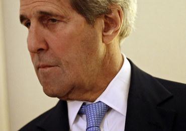 Szef dyplomacji USA: Oczekujemy od Syrii, że posłucha Moskwy