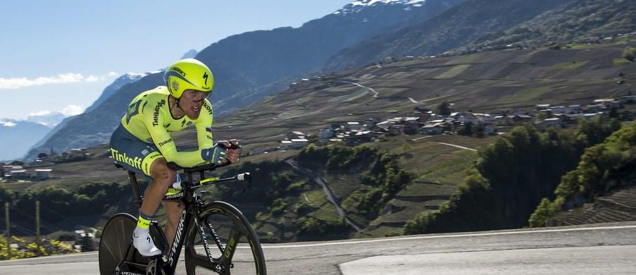 Rafał Majka poprowadzi ekipę Tinkoff w rozpoczynającym się w piątek w holenderskim Apeldoorn kolarskim wyścigu Giro d'Italia. Ogłaszając skład rosyjska grupa zawodowa zaznaczyła, że celem jej polskiego lidera będzie miejsce na podium końcowej klasyfikacji.