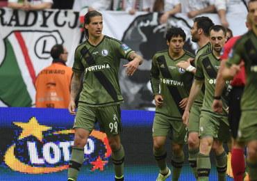 Legia Warszawa zdobywcą Pucharu Polski! Pokonała Lecha Poznań 1:0