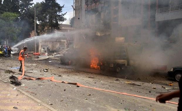"""Szef rosyjskiej dyplomacji Siergiej Ławrow oświadczył, że ma nadzieję, iż """"w najbliższych godzinach"""" zostanie zawarte porozumienie w sprawie zawieszenia broni w syryjskim mieście Aleppo. Obecnie toczą się tam ostre walki."""