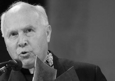 Arcybiskup Tadeusz Gocłowski nie żyje. Zmarł po ciężkiej chorobie