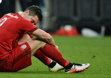 Bayern za burtą LM. Robert Lewandowski: Brak awansu bardzo boli