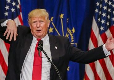 Donald Trump sam na placu boju. Wycofał się jego ostatni rywal