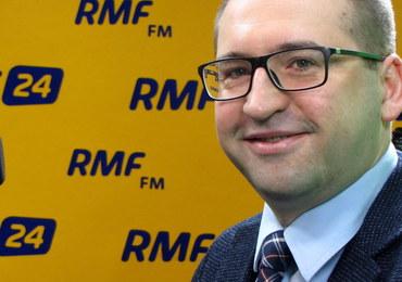 Adam Bielan: Propozycja Bieńkowskiej i Junckera ws. uchodźców jest kuriozalna i głupia