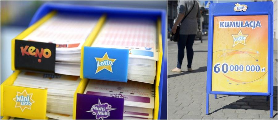 """Sobotnie losowanie Lotto przejdzie do historii gier liczbowych w Polsce - czeka nas bowiem absolutnie rekordowa kumulacja, która może sięgnąć nawet 60 000 000 złotych! Oczywiście, gdyby w losowaniu tym padła tylko jedna """"szóstka"""", pobity zostałby również rekord wysokości wygranej w Lotto i byłaby to także najwyższa wygrana, jaka kiedykolwiek padła w grach losowych w Polsce."""