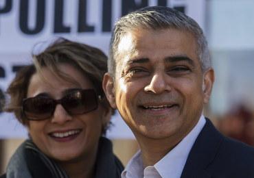 Sadiq Khan wygrywa wybory w Londynie. To pierwszy muzułmański burmistrz europejskiej stolicy