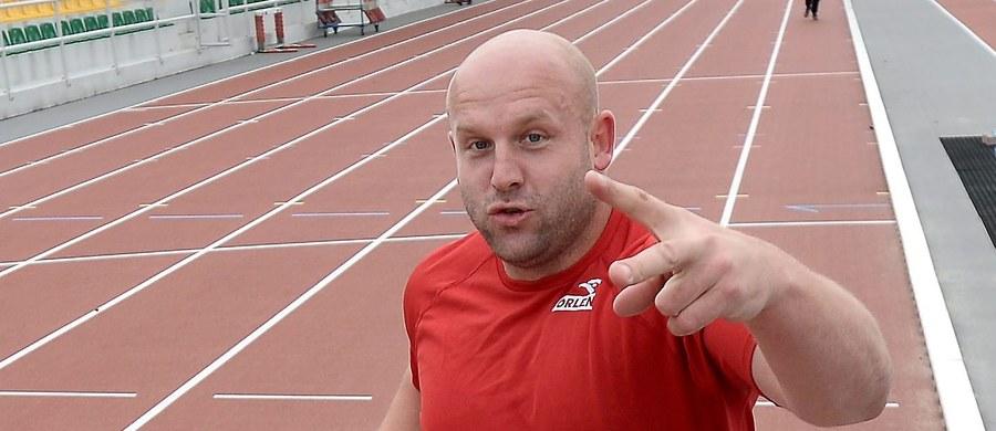 Piotr Małachowski nie miał sobie równych w konkursie rzutu dyskiem w inauguracyjnym mitingu Diamentowej Ligi w Dausze. Polak wygrał zmagania wynikiem 68,03. Czwarty był Robert Urbanek - 65,13.