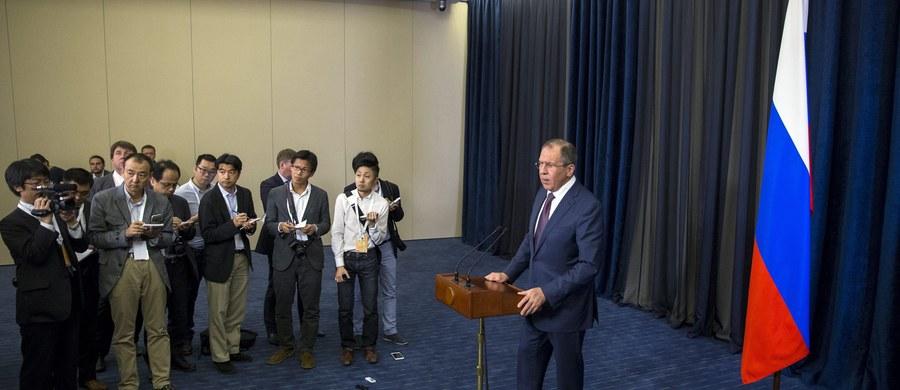 Rosja chce prawnie wiążących gwarancji, że azjatycki segment obrony przeciwrakietowej USA nie będzie skierowany przeciwko niej – oświadczył rosyjski minister spraw zagranicznych Siergiej Ławrow.