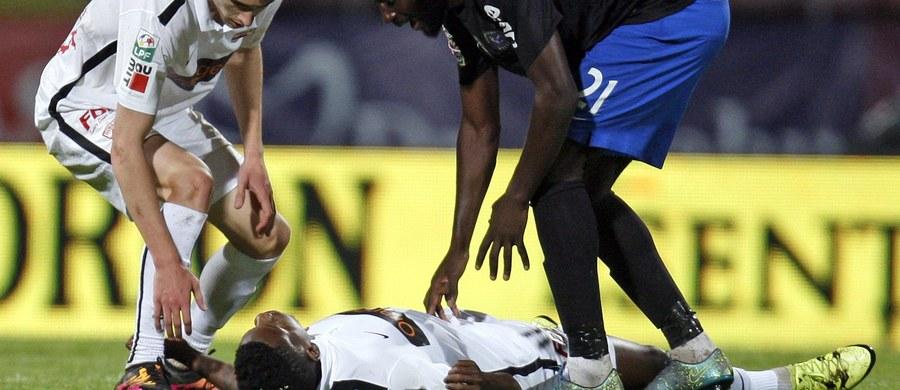 Patrick Ekeng zmarł podczas meczu ligi rumuńskiej - reprezentowane przez Kameruńczyka Dinamo Bukareszt grało z FC Viitorul. 26-latek miał atak serca.
