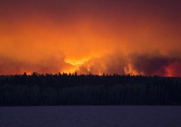 Gigantyczny pożar wciąż się rozszerza. To będzie jedna z najgorszych klęsk w historii Kanady