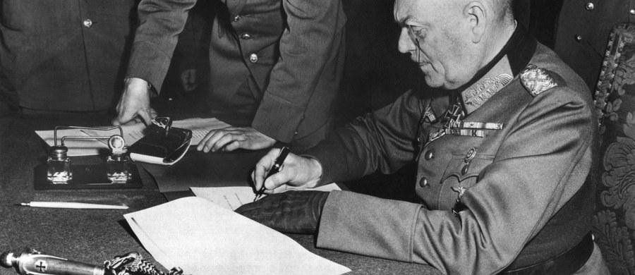 71 lat temu Niemcy podpisały bezwarunkową kapitulację, która kończyła trwającą od 1 września 1939 r. wojnę w Europie. Istnieją dwie oficjalne daty tego historycznego wydarzenia - 8 maja w państwach zachodnich i 9 maja w Rosji, a wcześniej w ZSRS i państwach bloku sowieckiego.