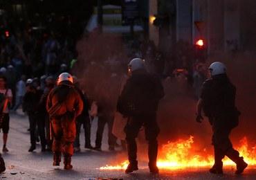 Grecja: Jest nowy pakiet oszczędnościowy. Tysiące osób protestowało na ulicach
