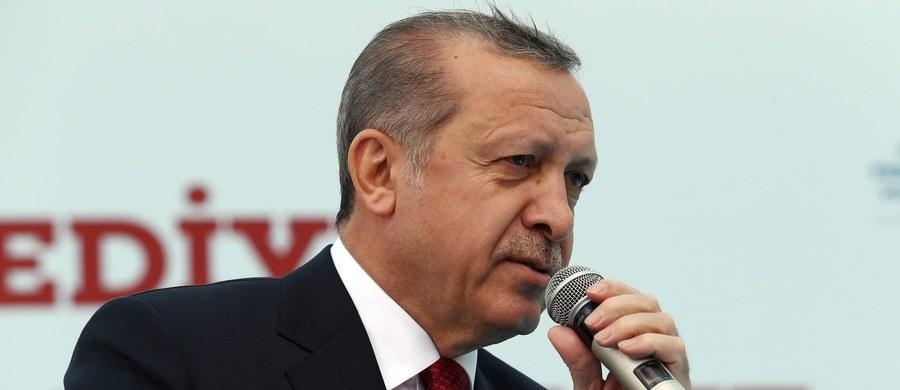 Prezydent Turcji Recep Tayyip Erdogan zapewnił, że członkostwo w Unii Europejskiej jest strategicznym celem Ankary i wyraził nadzieję, że umowa o liberalizacji wizowej przyspieszy proces akcesji.