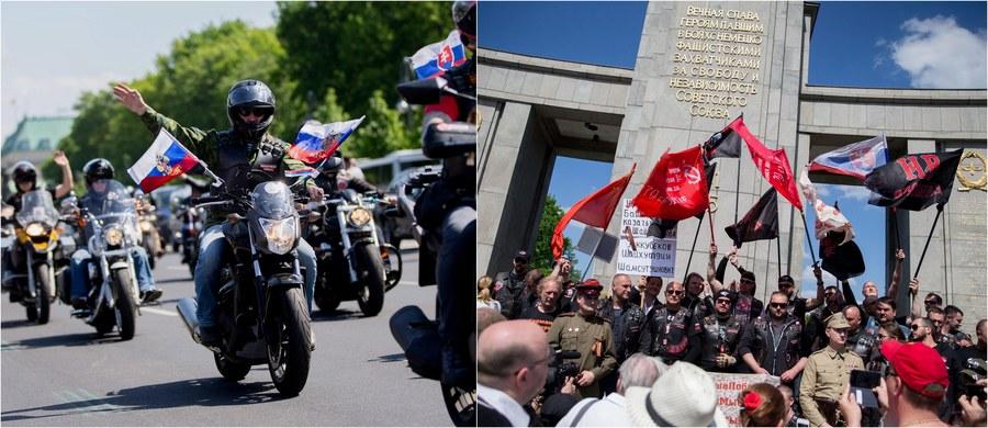 Motocykliści z nacjonalistycznego rosyjskiego klubu motocyklowego Nocne Wilki uczcili w Berlinie 71. rocznicę zwycięstwa nad III Rzeszą w II wojnie światowej. Członkowie klubu złożyli wieńce pod pomnikami Armii Czerwonej w Treptow i Tiergarten. Obyło się bez incydentów.