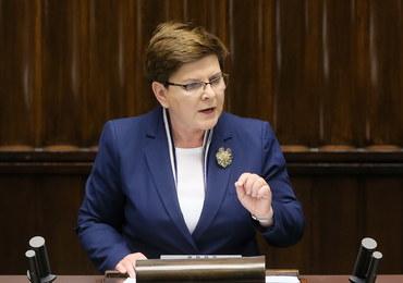 Sejm przyjął raport podsumowujący 8 lat rządów PO-PSL. Szydło: Wreszcie Polacy usłyszeli prawdę