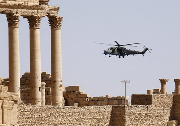 Syria: Dżihadyści otoczyli Palmyrę