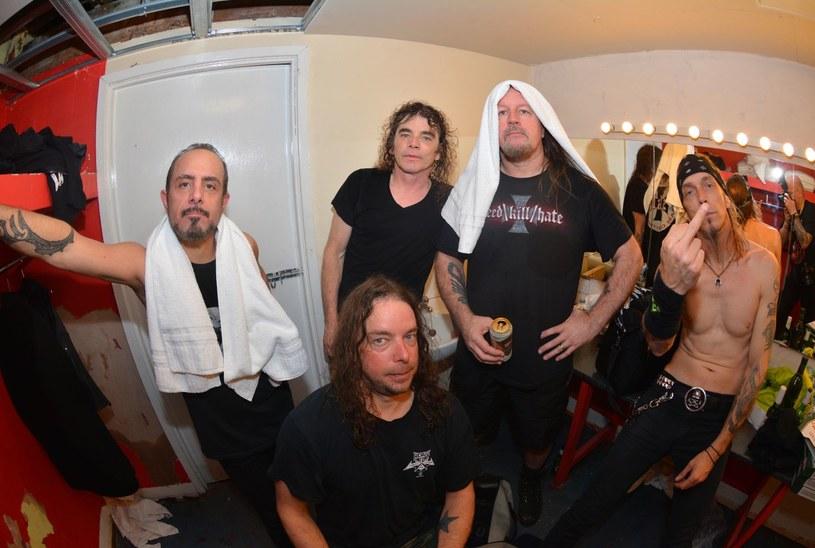 W połowie listopada amerykańscy thrashmetalowcy z Overkill wystąpią dwukrotnie w naszym kraju.
