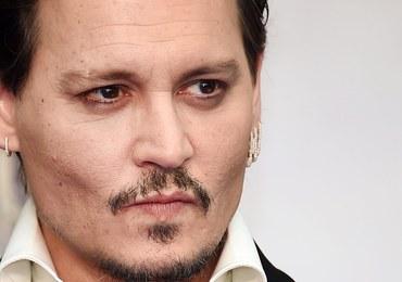 Johnny Depp zagra w filmie o seksskandalu