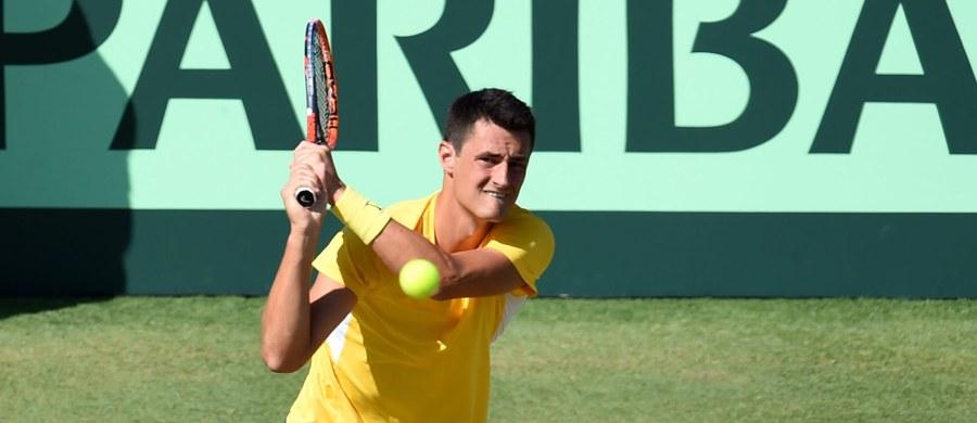 """Australijski tenisista Bernard Tomic zapowiedział, że nie zamierza wystąpić na igrzyskach olimpijskich w Rio de Janeiro, nawet jeśli zostanie powołany do reprezentacji. Jak tłumaczył, jest """"bardzo zajęty"""" występami w turniejach ATP. W sierpniu zagra w Meksyku."""