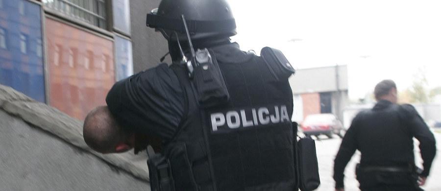 Funkcjonariusze Centralnego Biura Śledczego Policji zatrzymali pięć osób podejrzanych o handel narkotykami - dowiedział się dziennikarz RMF FM. Do zdarzenia doszło w czasie wieczornej akcji w mazowieckim Garwolinie.