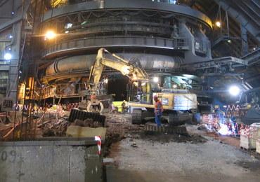 Obraz z kamer z huty ArcelorMittal nie dla krakowian