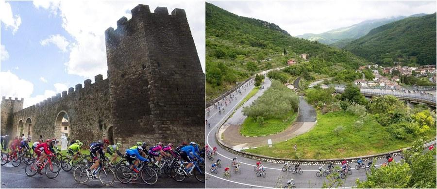 Niemiec Andre Greipel z ekipy Lotto Soudal wygrał siódmy etap wyścigu kolarskiego Giro d'Italia, prowadzący z Sulmony do Foligno. Różową koszulkę lidera zachował Holender Tom Dumoulin (Giant). Rafał Majka (Tinkoff) zajął w Foligno 30. miejsce i wciąż jest 12. w klasyfikacji generalnej.