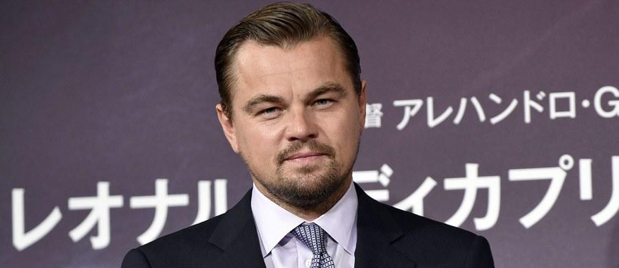 """41-letni Leonardo DiCaprio ma nową dziewczynę - twierdzi """"Daily Mail"""". To polska modelka Ela Kawalec."""