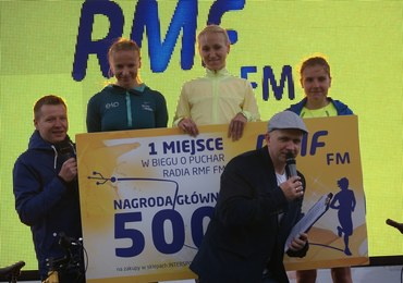 Krakowskie Spotkania Biegowe: Oni sięgnęli po Puchar RMF FM! W niedzielę Cracovia Maraton