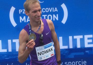 15. Cracovia Maraton: Kenijczyk zwycięzcą biegu. Najszybszy z Polaków - Jakub Nowak