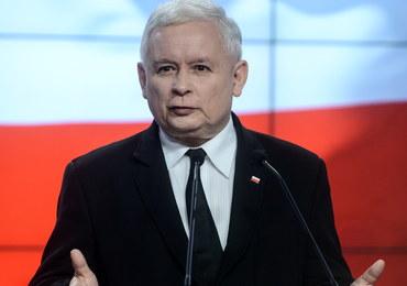 Jarosław Kaczyński: Wassermann poważnym kandydatem na szefa komisji śledczej ws. Amber Gold