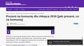 Prezent na komunię dla chłopca 2016 [jaki prezent, co na komunię] - naszemiasto.pl