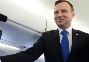 Sondaż CBOS: Połowa Polaków zadowolona z prezydentury Andrzeja Dudy