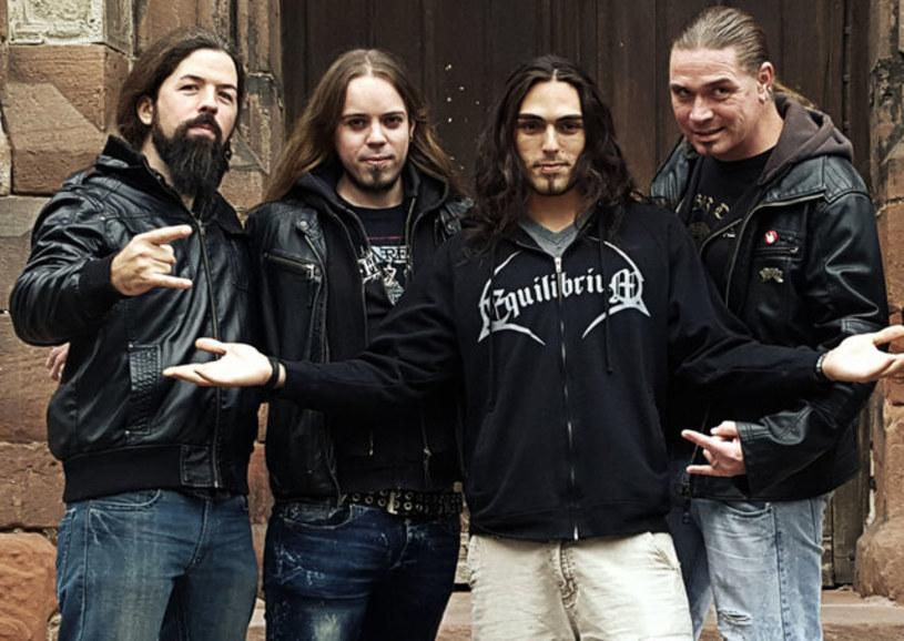 Niemiecka formacja Equilibrium zarejestrowała nowy album.