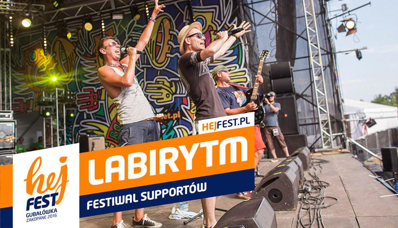 Poznaj uczestników Festiwalu Supportów w ramach Hej Fest, którego zwycięzcy 11 września zagrają na finałowym koncercie przed grupą LemON. Przed wami zespół Labirytm.
